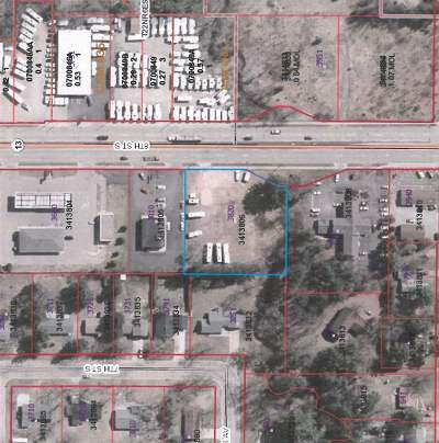 Wisconsin Rapids Residential Lots & Land For Sale: 3820 S State Highway 13