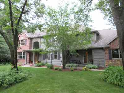 Stevens Point Single Family Home For Sale: 1450 Sunny Crest Drive