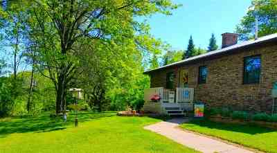 Almond Single Family Home Active - With Offer: 7705 County Road Tt