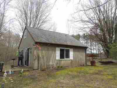 Iola Single Family Home For Sale: N8686 Lake Terrace Drive