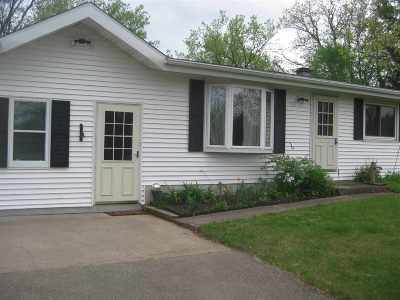 Almond Single Family Home Active - With Offer: 9893 15th Road