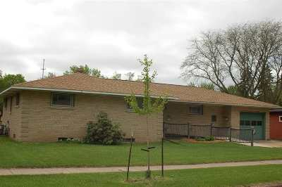 Stevens Point Single Family Home For Sale: 2625 Peck Street
