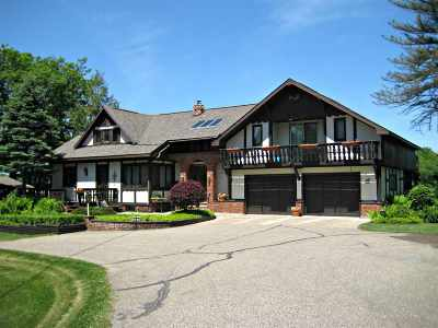 Wisconsin Rapids Single Family Home For Sale: 512 S Biron Drive