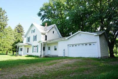 Amherst Single Family Home For Sale: 5882 County Road Q