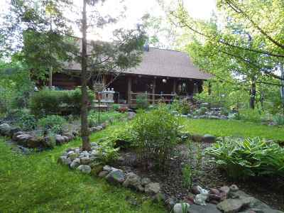 Merrill Single Family Home For Sale: N4450 County Road K