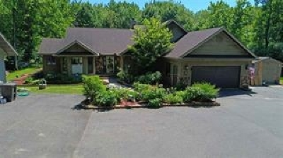 Iola Single Family Home Active - With Offer: E2085 Kenwood Drive