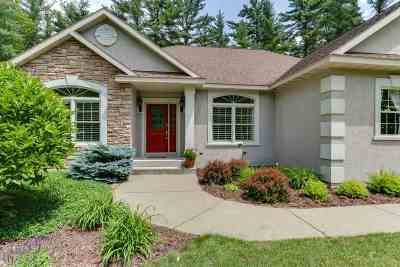 Wisconsin Rapids Single Family Home For Sale: 2420 Crystal Lane