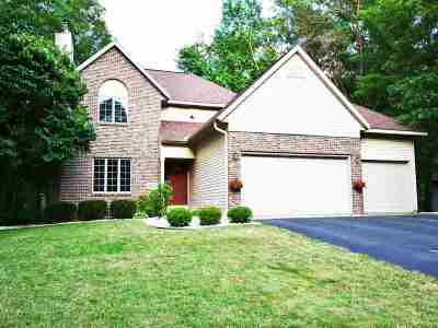 Wisconsin Rapids Single Family Home For Sale: 4211 Oakbrook Court