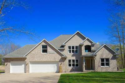 Stevens Point Single Family Home For Sale: 2216 Eagle Summit Drive
