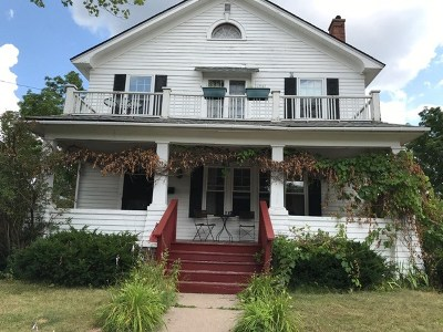 Stevens Point Single Family Home For Sale: 1933 Church Street