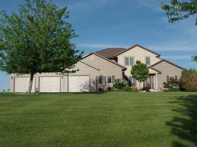 Stevens Point Single Family Home Active - With Offer: 1204 High Ridge Road