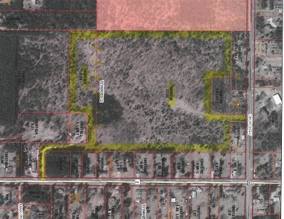 Wisconsin Rapids Residential Lots & Land For Sale: 32.7 Acres Mol Church Avenue