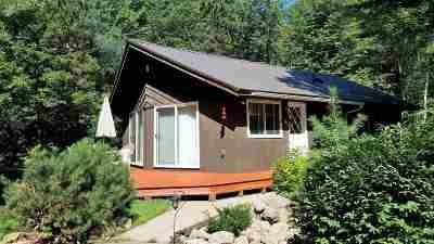 Iola Single Family Home For Sale: E2126 Flaata Road