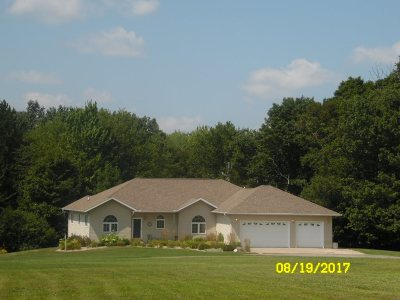 Mosinee Single Family Home Active - With Offer: 4092 Cottage Road