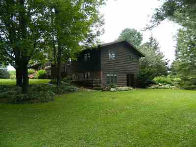 Merrill Single Family Home Active - With Offer: 10620 60th Avenue