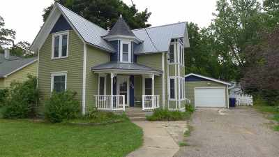 Amherst Single Family Home For Sale: 206 Wilson Street