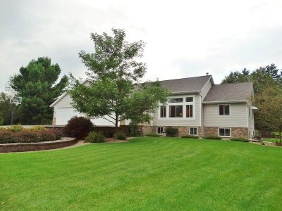 Stevens Point Single Family Home Active - With Offer: 4550 Hawk Haven Road
