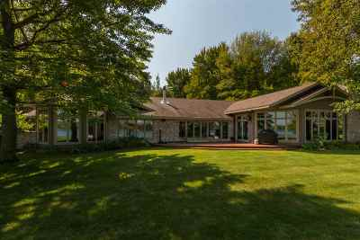 Wisconsin Rapids Single Family Home For Sale: 2618 Biron Drive East