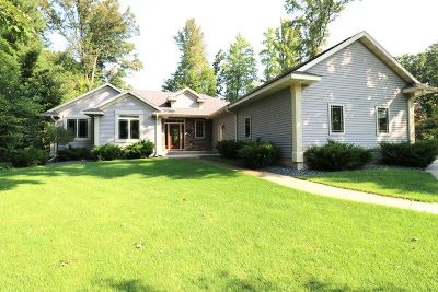 Plover Single Family Home For Sale: 1550 Rapid River Run