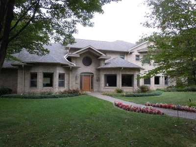 Stevens Point Single Family Home For Sale: 910 Wilshire Drive