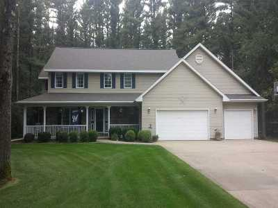 Wisconsin Rapids Single Family Home Active - With Offer: 4520 Breckenridge Court