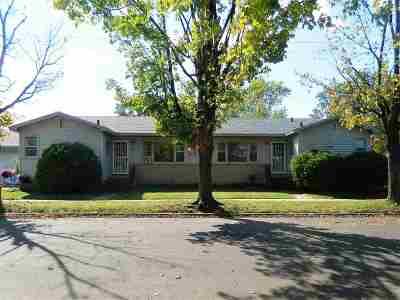 Mosinee Multi Family Home For Sale: 208-210 Buchanan Street