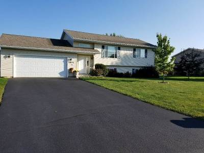 Weston WI Single Family Home Active - With Offer: $149,900