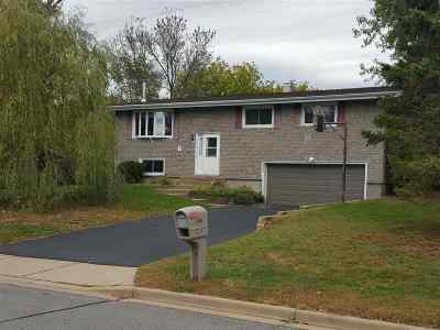 Weston WI Single Family Home Active - With Offer: $144,900