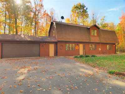 Weston WI Single Family Home For Sale: $215,000