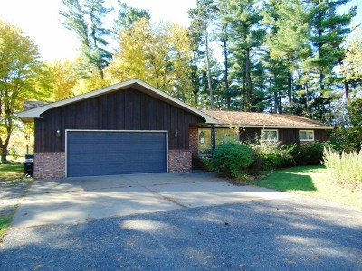 Weston WI Single Family Home For Sale: $112,000