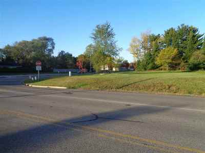 Plover Residential Lots & Land For Sale: 3500 Plover Road