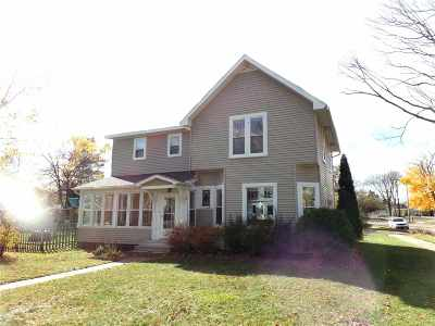 Merrill Single Family Home Back On Market-Fall Thru: 308 N Poplar Street