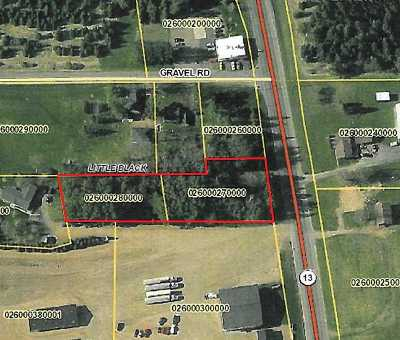 Medford Commercial For Sale: N2283 State Highway 13
