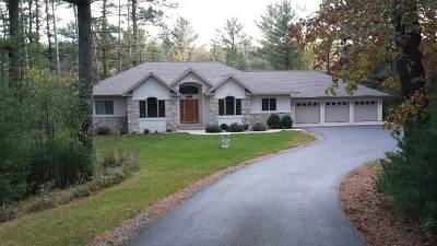 Wisconsin Rapids Single Family Home For Sale: 5420 Crystal Creek Court