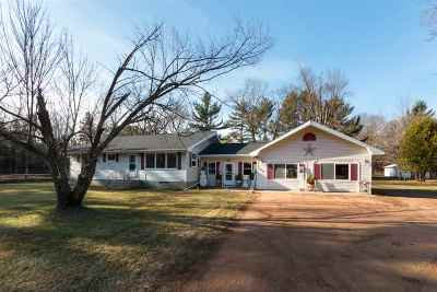 Wisconsin Rapids Single Family Home For Sale: 2623 N 80th Street