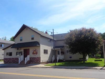 Stetsonville Commercial For Sale: 204 S State Highway 13