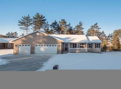 Plover Single Family Home For Sale: 3360 Darlington Court