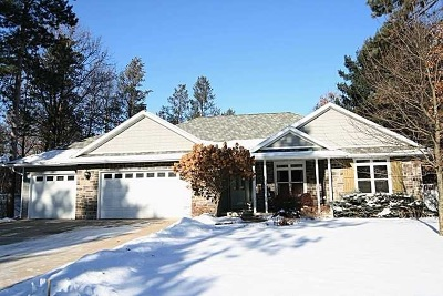 Stevens Point Single Family Home Active - With Offer: 4808 Norway Pine Drive
