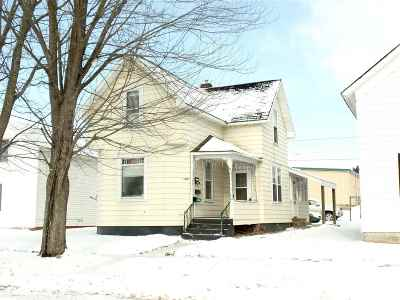 Merrill Multi Family Home For Sale: 1406 River Street