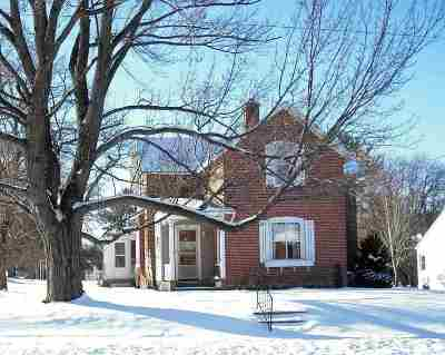 Iola Single Family Home Active - With Offer: 460 S Main Street