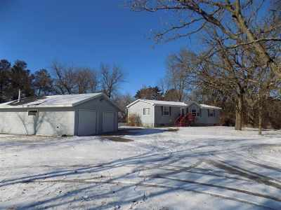 Plainfield Single Family Home Active - With Offer: 9846 County Road Bb