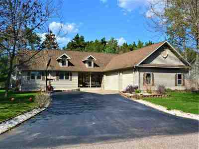Wisconsin Rapids Single Family Home For Sale: 3831 Timber Valley Drive