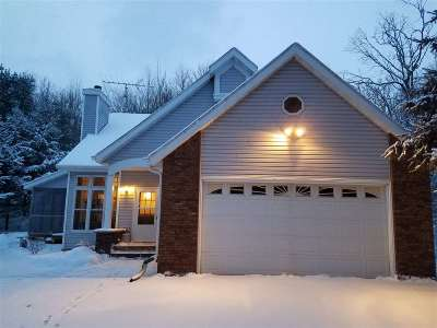Stevens Point Single Family Home Active - With Offer: 7021 4th Street