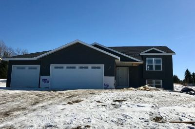 Mosinee Single Family Home Active - With Offer: 800 Indianhead Drive