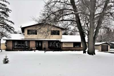 Mosinee Single Family Home Active - With Offer: 2353 Rainbow Drive