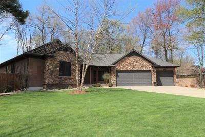 Plover Single Family Home For Sale: 1945 Sunny Brook Court