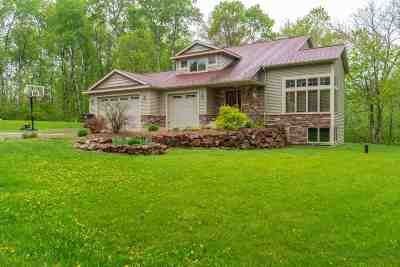 Mosinee Single Family Home Active - With Offer: 187 Hahn Lane
