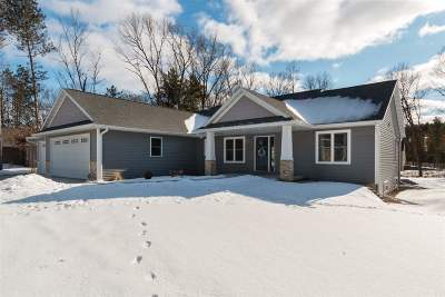 Plover Single Family Home For Sale: 3775 Cumberland Drive