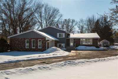Plover Single Family Home For Sale: 2531 Rainbow Drive