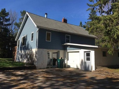 Weston Single Family Home For Sale: 6110 County Road J